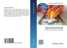 Capa do livro de Recreational Drugs