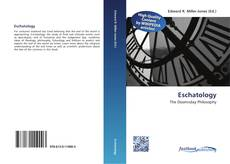 Bookcover of Eschatology