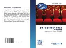 Bookcover of Schauspielerin Cornelia Froboess