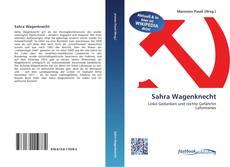 Buchcover von Sahra Wagenknecht