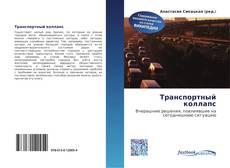 Buchcover von Транспортный коллапс