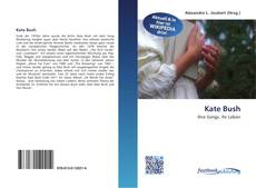 Bookcover of Kate Bush