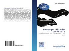 Copertina di Neunaugen - Fisch des Jahres 2012