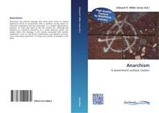 Portada del libro de Anarchism