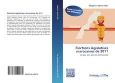 Buchcover von Élections législatives marocaines de 2011