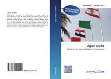Copertina di Ligue arabe