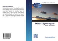 Copertina di Modern Pagan Religions