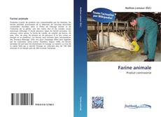 Bookcover of Farine animale