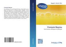 Capa do livro de François Bayrou