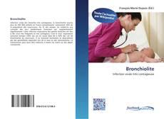 Bookcover of Bronchiolite