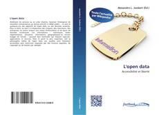 Bookcover of L'open data