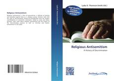 Bookcover of Religious Antisemitism