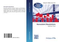 Nonviolent Revolutions kitap kapağı