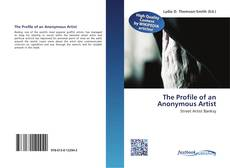Buchcover von The Profile of an Anonymous Artist
