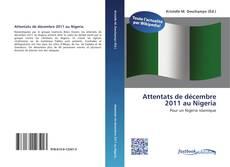 Buchcover von Attentats de décembre 2011 au Nigeria