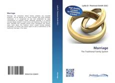 Bookcover of Marriage