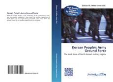 Buchcover von Korean People's Army Ground Force