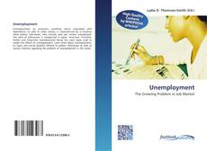 Bookcover of Unemployment