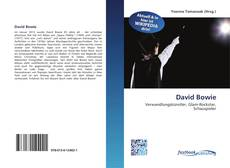 Bookcover of David Bowie