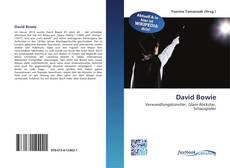 Copertina di David Bowie