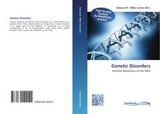 Capa do livro de Genetic Disorders