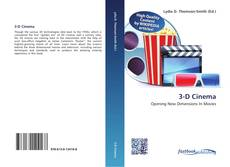 Bookcover of 3-D Cinema