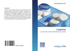Bookcover of L'aspirine
