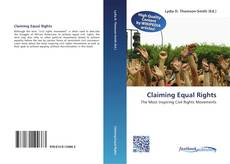 Bookcover of Claiming Equal Rights