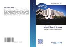 Buchcover von John Edgard Hoover