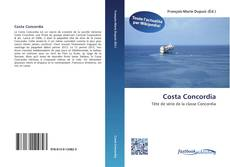 Bookcover of Costa Concordia