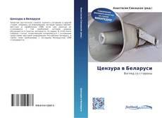 Bookcover of Цензура в Беларуси