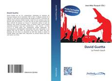 Bookcover of David Guetta