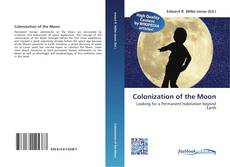 Bookcover of Colonization of the Moon