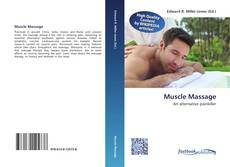 Bookcover of Muscle Massage