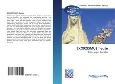 Bookcover of EXORZISMUS heute
