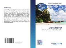 Bookcover of Die Malediven