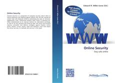 Bookcover of Online Security