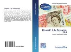Couverture de Élisabeth II du Royaume-Uni