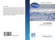 Bookcover of Lac Vostok
