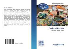 Bookcover of Gerhard Richter