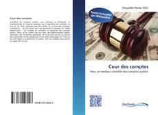 Couverture de Cour des comptes
