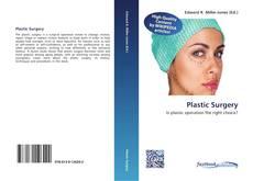 Couverture de Plastic Surgery