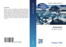 Bookcover of Antarctica