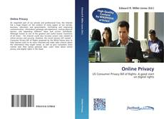 Bookcover of Online Privacy