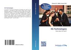 Bookcover of 4G Technologies