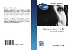 Bookcover of Syndrome du nez vide