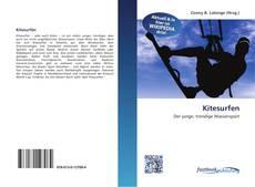 Buchcover von Kitesurfen
