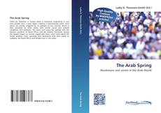 Bookcover of The Arab Spring