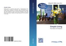 Capa do livro de Simple Living
