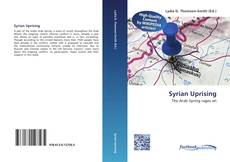 Bookcover of Syrian Uprising